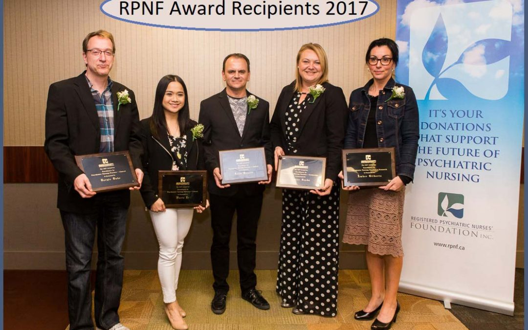 RPNF Awards Reception – May 17th, 2018